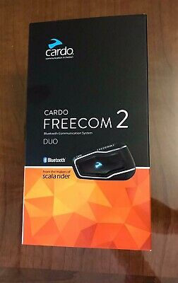 Interfono Cardo - Mod. Freecom 2 Duo