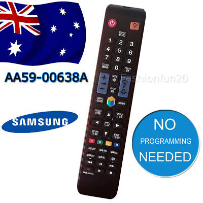 SAMSUNG 3D TV Remote Control AA59-00638A AA59-00639A TM1250B - Brand New