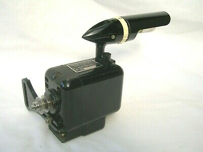 Original Sew-Tric Harris Sewing Machine Motor 4 Pin With Light Tested & Checked