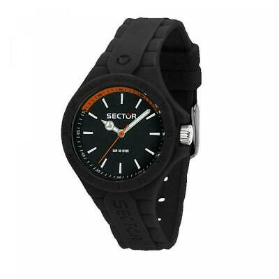 Orologio SECTOR STEELTOUCH Silicone Nero SMALL 34mm Sub 100mt Unisex
