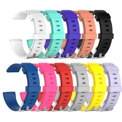 For Fitbit Versa lite Watch Band Silicone Bracelet Strap Wristband Accessories
