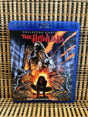 The Howling: Collector's Edition (Blu-ray, 2013)Horror.Joe Dante/Dee Wallace