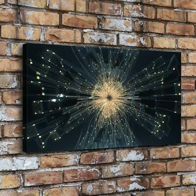 """Brain Cell Neural Map HD Canvas Painting Home Decor Picture Wall art 16""""x28"""""""