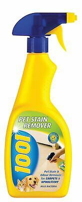 1001 Pet Stain Remover 500ml 701.355UK