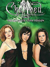 Charmed Season 5 Genuine UK DVD – UK Preowned – FAST DISPATCH