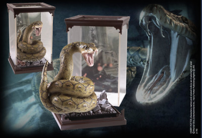 Harry Potter : NAGINI Magical Creatures from The Noble Collection NOB7544