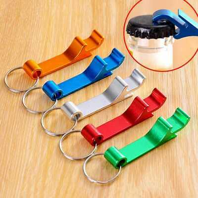 1Pc Bottle Opener Key Ring Chain Keyring Keychain Metal Beer Bar Tool Claw Super