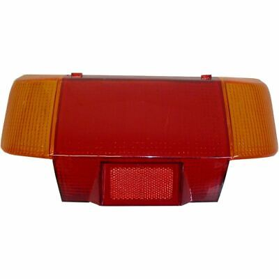 Rear Light Lens Honda Vision with Indicator Lenses attached