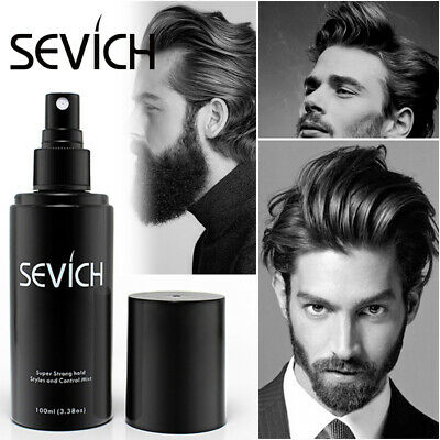 Sevich Fiber Hold Spray 100ml Hairspray for Keratin Hair Building Fibers