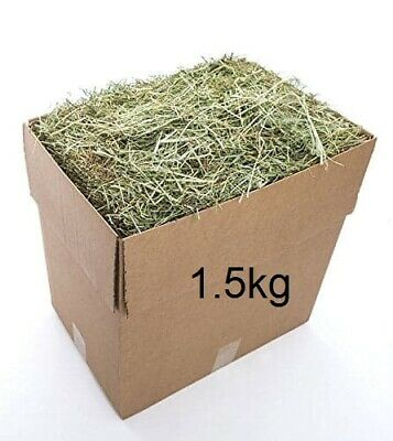 Top Quality HAY BOX 1.5kg Farm Fresh pet meadow hay for rabbits and guinea pigs