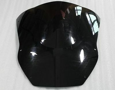 Bulle double courbure KAWASAKI ZX12R 2000 2001 NOIR WINDSCREEN BLACK 00 01