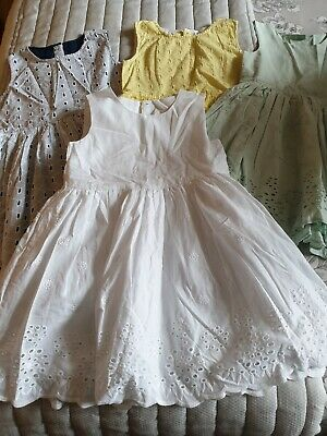 Girls dresses 4-5 bundle