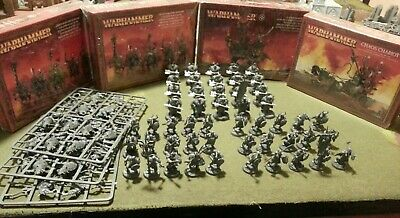 Warhammer Fantasy Battle Age of Sigmar Warriors of Chaos Slaves to Darkness Army