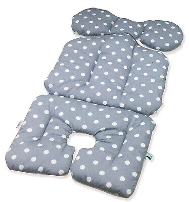 Baby Stroller , Car Seat Cushion Pad 3.5 cm thickness 100%Cotton