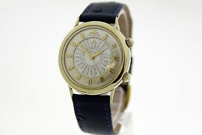 Jaeger Le Coultre Memovox World Time Ref.: 3041 (W3662)