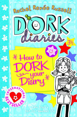 Dork Diaries 3 ½ : How to Dork Your Diary, Russell, Rachel Renee