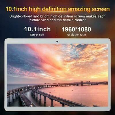 10'' Tablet PC 4G+64G 2 Sim Kamera 10 Core Android 8.1 Tablet +13 Million Pixels