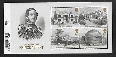 1) GB Stamps  2019 Queen Victoria Mini Sheet. Mint NH.