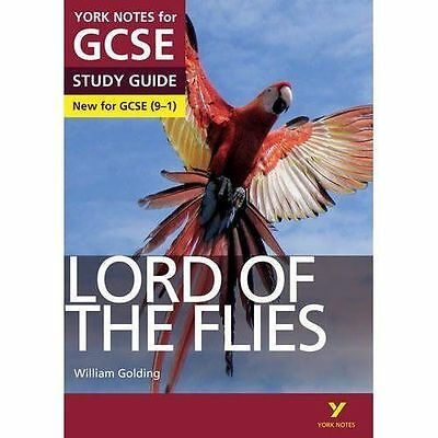 Lord of the Flies: York Notes for GCSE (9-1) by Beth Kemp, John Scicluna, S. W.…