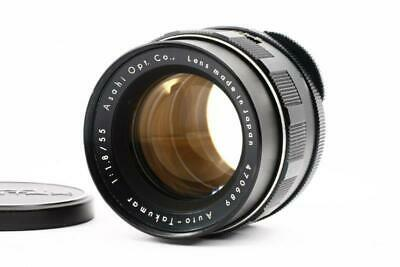 **Excellent+++++* Pentax Auto Takumar 55mm f1.8 Disassembled and cleaned from JP