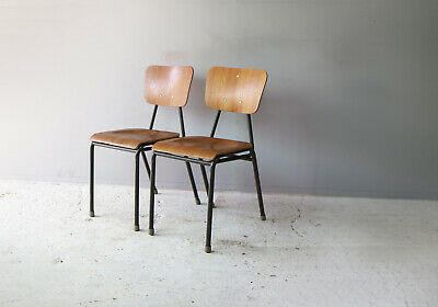 Danish 1960's mid century stacking chairs - 20 available