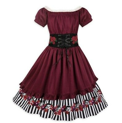 Brand New 2019 Pirates Of The Caribbean Disney Parks The Dress Shop NEW NWT M