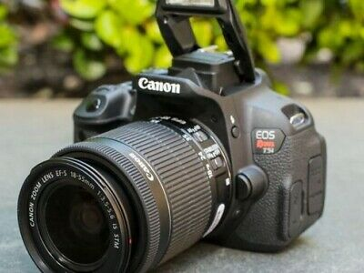 Canon EOS Rebel T5i DSLR Camera 700d 18-55mm Is STM