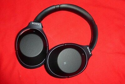 Sony WH-1000XM2 Premium Noise Cancelling Wireless Bluetooth Headphones w/Issue#1