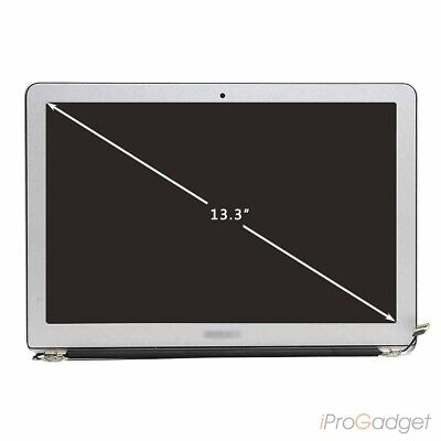 """For MacBook Air 13"""" A1466 2013 to 2016 Complete LCD Screen Display Assembly"""