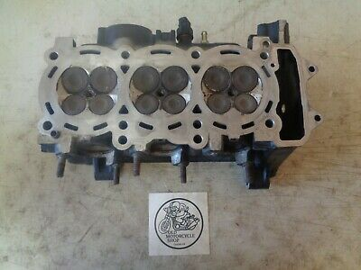 2008 Triumph Daytona 675 Cylinder Head With Valves