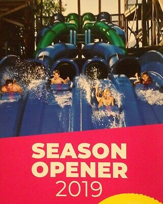 Wisconsin Dells Season Opener Card Free Palace Theater, Mt Olympus