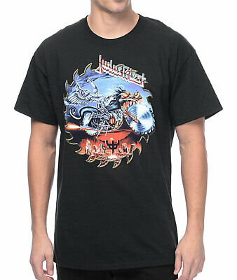 Judas Priest PAINKILLER T-Shirt NEW Heavy Metal Band 100% Authentic