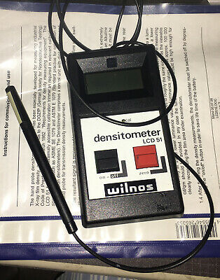 Wilnos Lcd-51 Densitometer