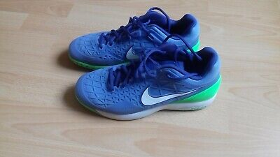NIKE ZOOM CAGE 2 Damen Tennisschuhe UK 7,5 US 10 EUR