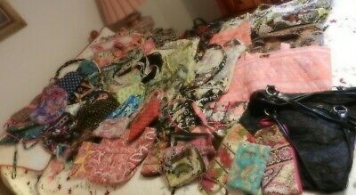 Lot Of 50 Or More Vera Bradley Handbags, Wallets, Pouches