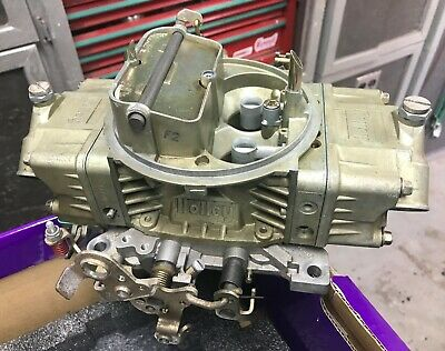 HOLLEY 4150/4781/850CFM, COMPETITION drag racing double