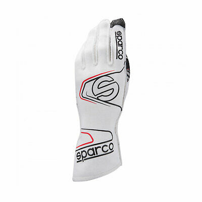 Sparco Arrow EVO KG-7.1 Gloves White - Genuine - 11