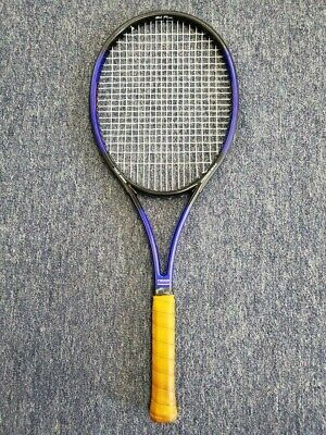 "Head Pro Tour 280 Mid Plus Trisys System 4 1/4"""" Tennis Racquet USED NEW STRINGS"