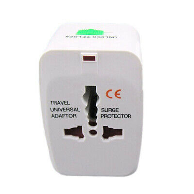 All In One Universal International Plug Adapter World Travel Ac Power Charg Q6X2