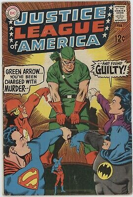Justice League of America #69   DC   G/VG