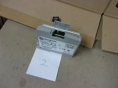 Allen Bradley MicroLogix Analog Add On Module 1762-OF4 4CH Ser B Rev C PLC