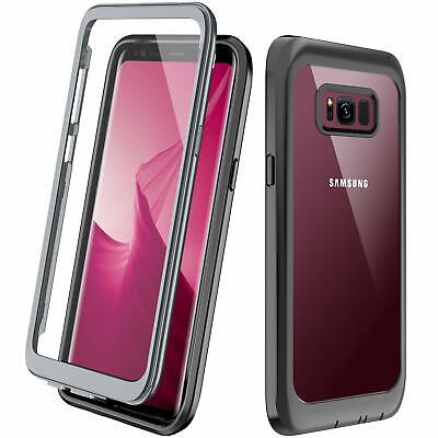 For Samsung Galaxy S8 Case Shockproof Dirtproof Cover Built-in Screen Protector