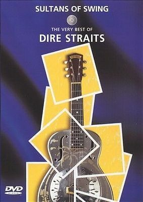 Dire Straits Sultans of Swing The Very Best of Dire Straits ALL Region DVD VGC