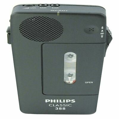 Philips POCKET MEMO VOICE ACTIV LFH388 LFH0388