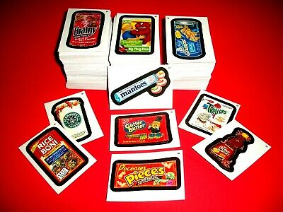 2014 Wacky Packages Series 1 Lot of Thirty Random Stickers No Doubles