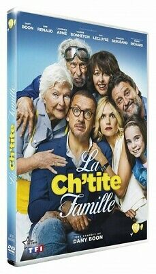 La ch'tite famille (Dany Boon, Line Renaud, Guy Lecluyse) DVD NEUF SOUS BLISTER