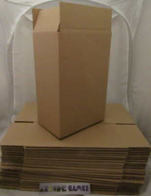 LOT 25 BOITES EMBALLAGE CARTONS 270 x 180 x 125 mm (vendeur pro)