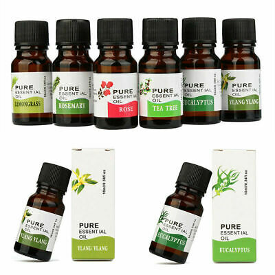 10ml Elegant Fragrance Oil Perfumed Essential Aromatherapy Furnace Natural G7S0