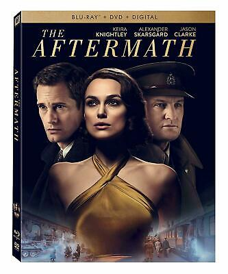 Aftermath, The Blu-Ray + DVD NO DIGITAL PREORDER JUNE 25 FREE SHIPPING LIKE NEW