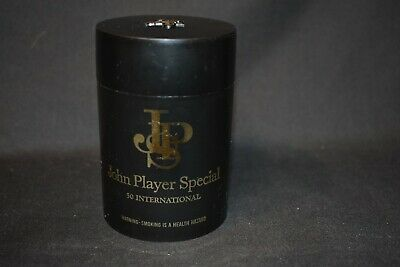 Collectable Vintage Empty John Player Special Jps Plastic Cigarette Tin